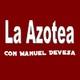 LA AZOTEA - 1X08 - Hablamos con El Libi: Haría un romancero para la calle