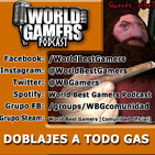 Doblajes a todo gas   #10   wbg podcast
