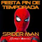 LODE 7x44 –Archivo Ligero– SPIDER-MAN Homecoming + FIESTA FIN DE TEMPORADA