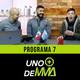 Uno Mas De MMA - Programa 7