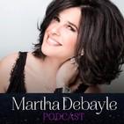 Martha Debayle en W lunes 3 de julio de 2017