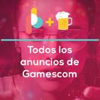 Todos los anuncios de Gamescom | Pixelbits Con Cerveza