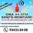 Fes-te la Festa Rockera! Podcast Especial Festa Major de Sants Parte 1/3 (22/08/2.016)