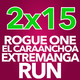 2x15 - Rogue One, El Cara Anchoa, Extremanga y Super Mario Run (16/12/16)
