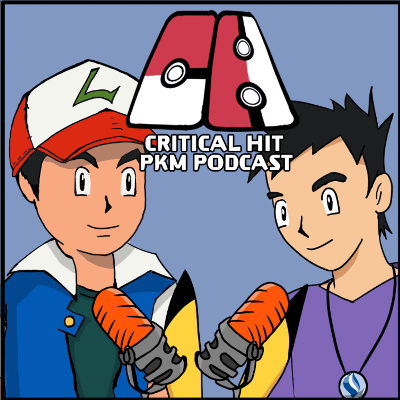 14. Critical Hit Pokemon Podcast. La tercera Generación