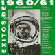 Éxitos de 1960/61.Varios artístas.Recopilación. 1.989.6/20