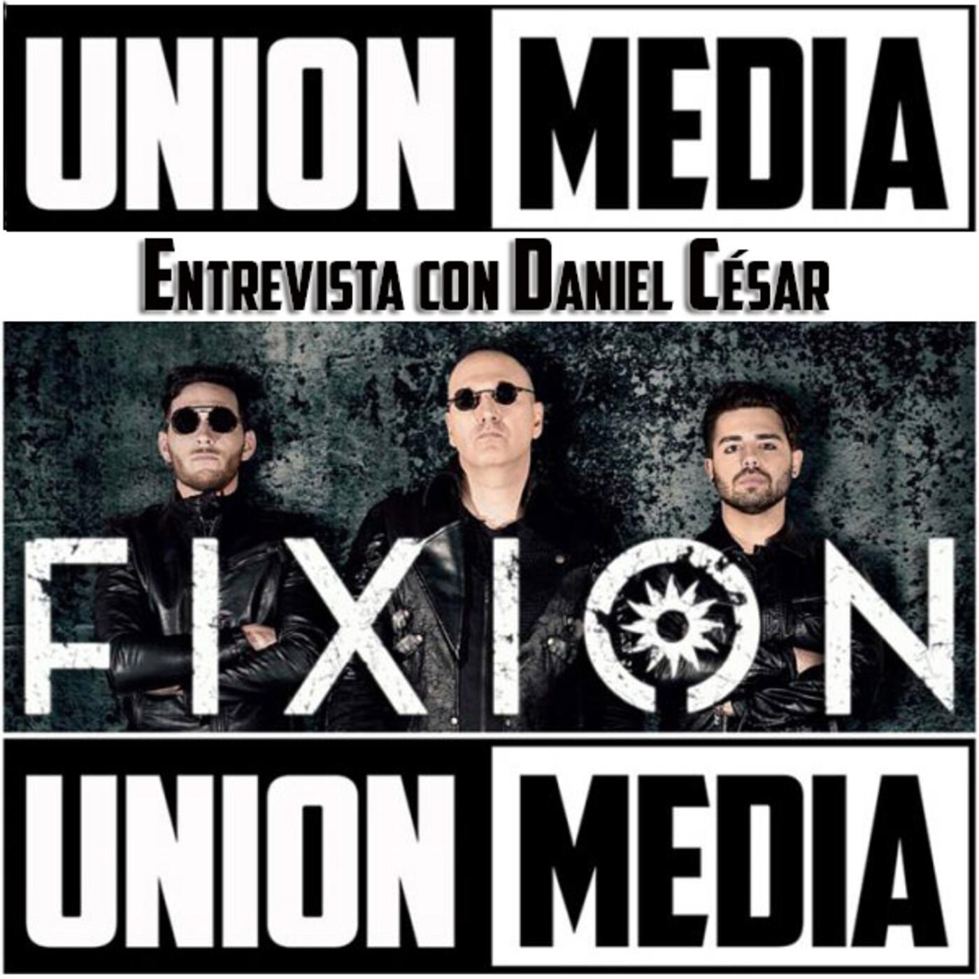 Entrevista con Daniel César, alma máter de FIXION
