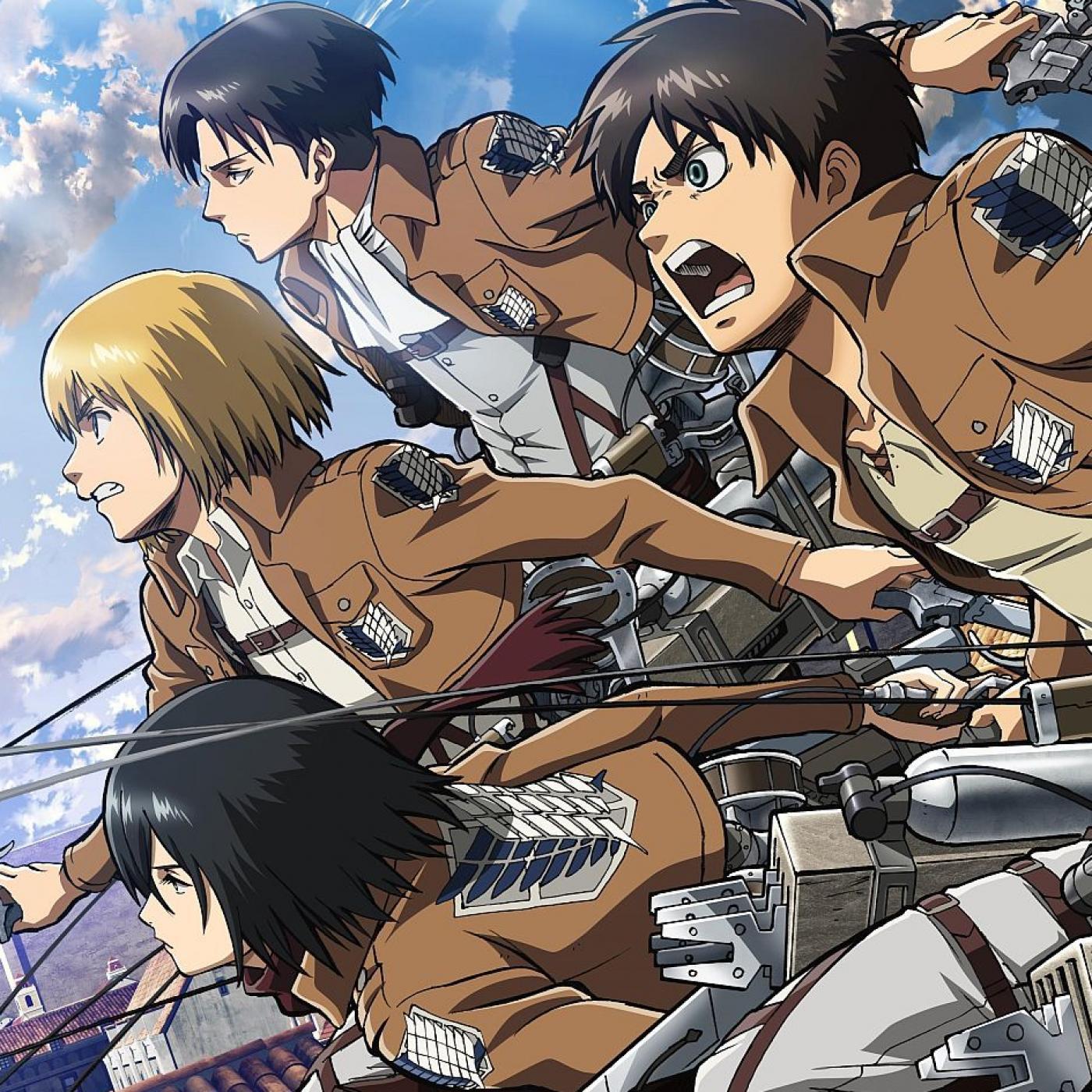 2x09 - Animes con interferencias / Spin Off: Wrestlemania 32