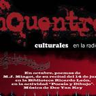 """ENCUENTROS CULTURALES EN LA RADIO """"OCTUBRE"""""""