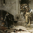 Historia de Aragón 4 - Agosto 2016. La Campana de Huesca, la Iª Guerra Carlista en Aragón y Trasmoz, el pueblo embrujado
