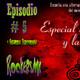 Podcast #5 (Especial Día del Amor y la Amistad) [Segunda Temporada] – RockersMx