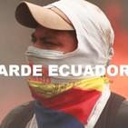Arde ecuador