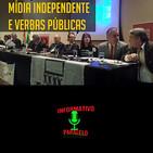 Informativo Paralelo #71 - O uso dos recursos públicos na mídia independente de Santa Catarina