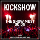 NOW 2x01: THE SHOW MUST GO ON