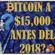 LLegara el Bitcoin a $15,000 antes de acabar el 2017?