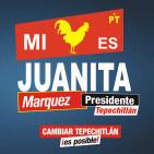 Juanita en San pedro