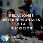 Relaciones interpersonales y Nutrición