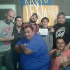 Radio UR 2x14: Hablamos con Héctor Echavarría, Mc Phantom, Columnas de Terror, Star Wars y videojuegos!