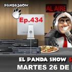 El Panda Show Ep. 434 Martes 26 de Mayo 2020