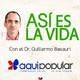 Los beneficios de la homeopatía en pacientes renales, con el dr. Juan Carlos Alonso Gómez 22-07-2018 @asieslavidablog