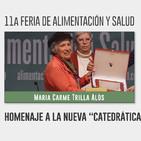 HOMENAJE A LA CATEDRÁTICA DE LA NATURALEZA 2018 - Maria Carme Trilla Alòs