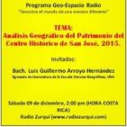 Geo Espacio-Luis Guillermo Arroyo