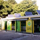 #ZapatillasVerdes Majo Rutilo nos recuerda los Puntos Verdes de la Ciudad para el reciclado