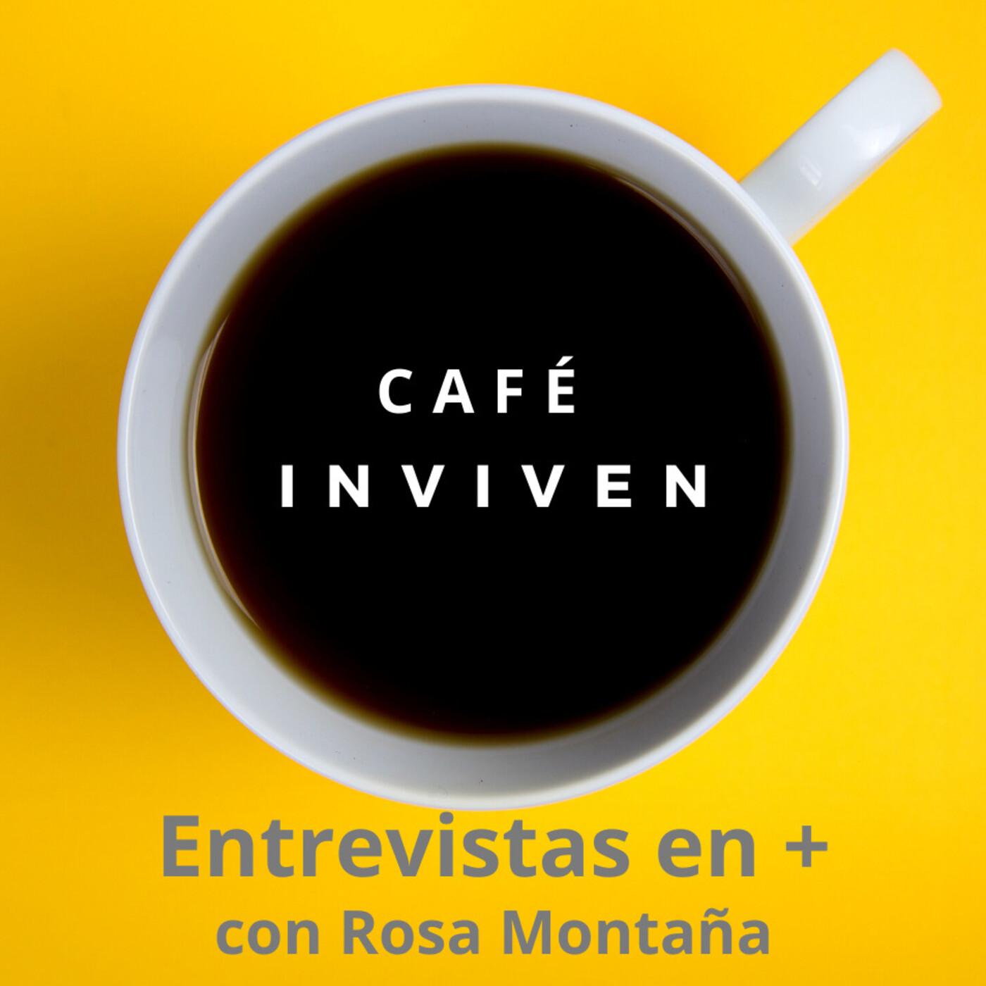 Café INVIVEN 045. Rubén Turienzo y hacer que las cosas sucedan