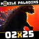 02x25 - MARVEL Super War, Godzilla Defense Force, Archero, PUBG vs COD: Mobile y el papelón de Arena of Valor