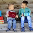 La desmesura de los regalos a los hijos