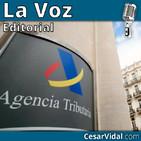 Editorial: Nueva trama delictiva en la Agencia Tributaria - 02/10/19