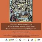 Mesa de la AUCIP en Simposio Utopías: pasado y presente. A 500 años de Utopía de Tomás Moro