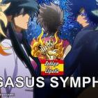 5x28: Manga ·Figuras ·Soul of Gold en España ·Eventos ·Pegasus Symphony en París y España