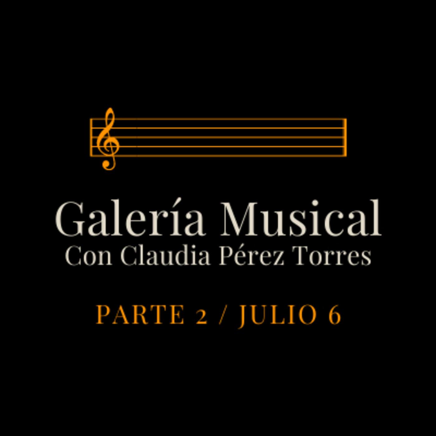 Galería Musical PARTE 2 / JUNIO 06