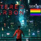 LC 3x19 Altered Carbon - Westworld trailer - Series LGTB - Salón del cine y series - Saint Seiya