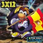 3x12 Jugadores profesionales Industria española del videojuego y Rayman