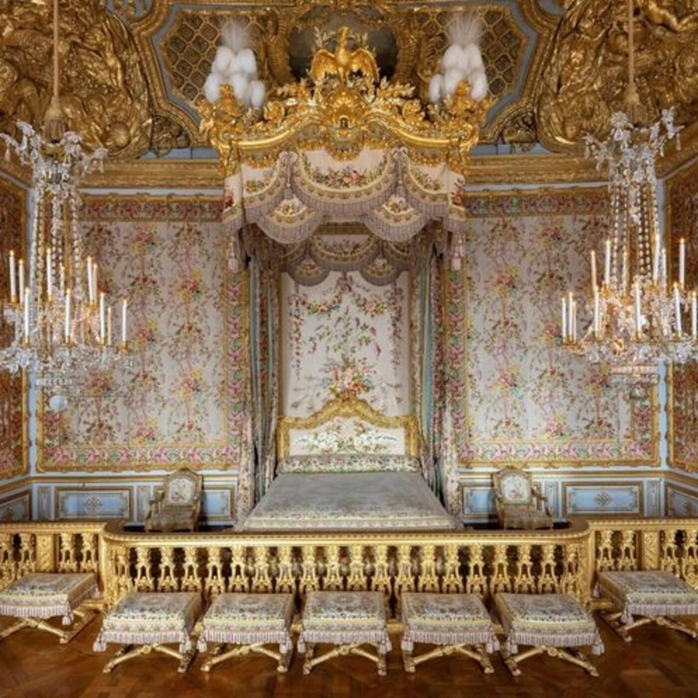 El Versalles secreto de María Antonieta