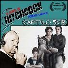 EPDH 5x18: La Favorita, Border, Premios Feroz, Condorman y Metrópolis.