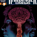 ValiantES 39 | Harbinger: Omegas + The Bleeding Monk