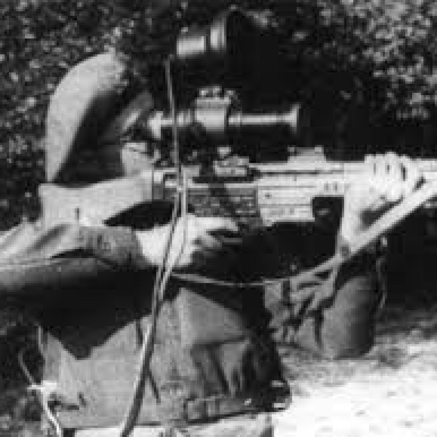LAS ARMAS SECRETAS NAZIS, entrevista Luces en la Oscuridad