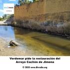 Verdemar pide la restauración del Arroyo Cachón de Jimena