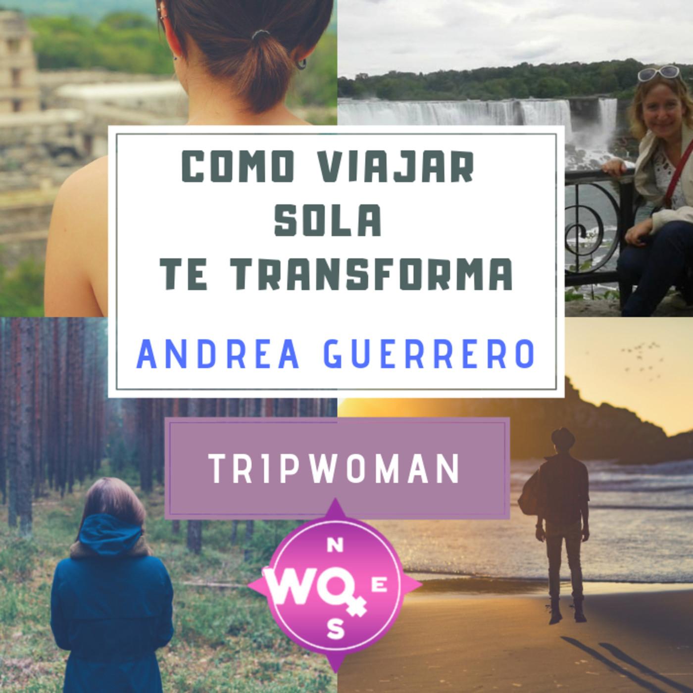 Como viajar sola te transforma (1x02)