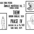 Aguas Turbias 45 - Animales mortiferos vol.3: La humanidad en peligro y Sucesos en la cuarta fase