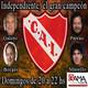 Carlos Laroca en Independiente el gran campeón 23/02/2020