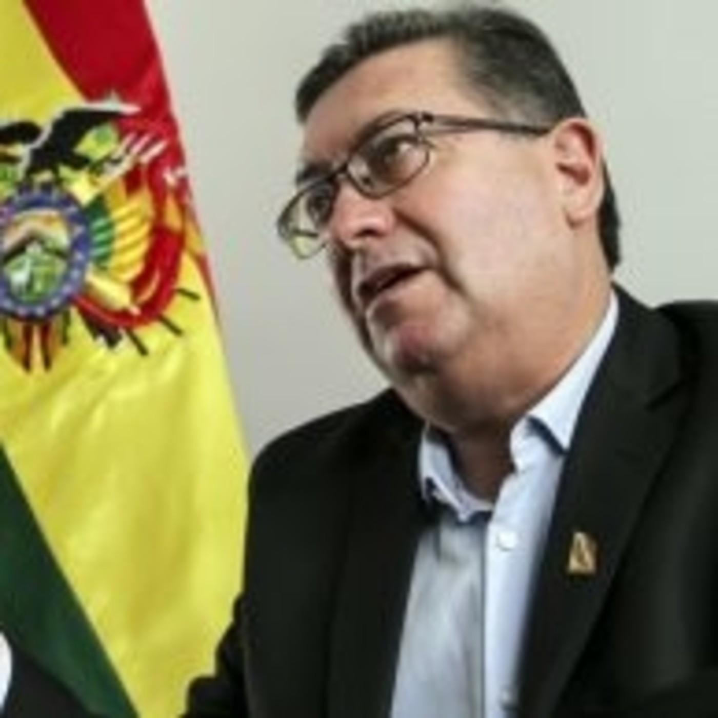 Entrevista con José Crespo Fernández ex embajador de Bolivia en México
