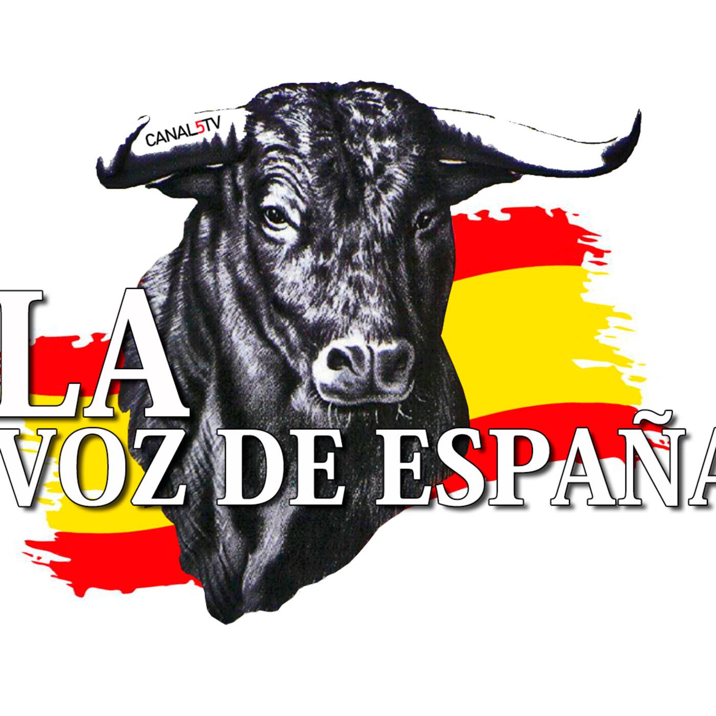 LA VOZ DE ESPAÑA Ed: 278 (15 de Septiembre)