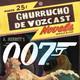 Gurrucho Bond Espías. Podcast en galego