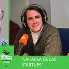 Entrevista en Canal Sur Radio - La farsa de las startups
