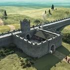 La muralla de Adriano