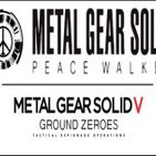 [HF152-6] Especial Saga Metal Gear - Metal Gear Solid: Peace Walker y Ground Zeroes